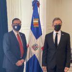 Ministro de relaciones exteriores Republica Dominicana